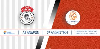 Oscar Απόλλων Πάτρας: Προπώληση εισιτηρίων για το ματς του Σαββάτου στις 17:00