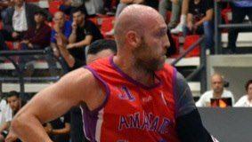 Α1 ΕΣΚΑ-Η: Παρέμεινε στην κορυφή των σκόρερ ο Μαναβόπουλος-ΤΟΠ 40
