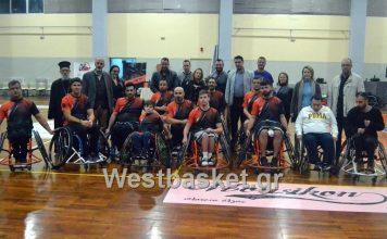 Α.Σ. ΑμεΑ ΗΦΑΙΣΤΟΣ: Παγκόσμια ημέρα αναπηρίας και επίσημη παρουσίαση ομάδας-pics