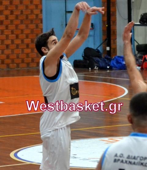 Β΄ ΕΣΚΑ-Η: Στην 1η θέση των μπομπέρ ο Κώστας Κολλιόπουλος-ΤΟΠ 28