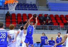 Δίπλαρος: Mvp του μήνα στο πρωτάθλημα της Γεωργίας-pics