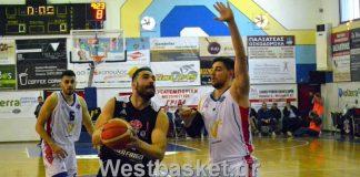 Α2: Κέρδισαν Απόλλων-Χαρίλαος Τρικούπης & Α.Ο. Αγρινίου-Έχασε ο Κόροιβος