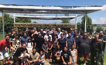 Α.Σ.Σ. Αμαλιάδας: Ξέφρενο πάρτι για την άνοδο στην Γ' Εθνική-pics
