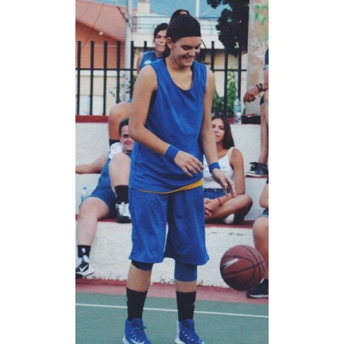 Αντωνόπουλου Μάγδα: Συνδυάζει αρμονικά σπουδές με μπάσκετ!