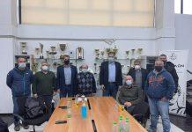 Απόλλων/Απολλωνιάδα: Υποδέχθηκαν Παπανικολάου-Βακαλόπουλο